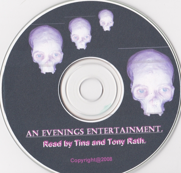 Cover of An Evenings Entertainment CD