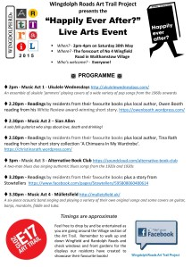 Arts Event Programme(1)