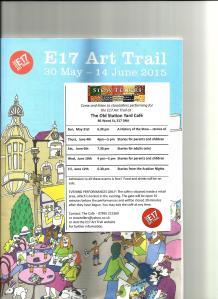 E17 Art Trail